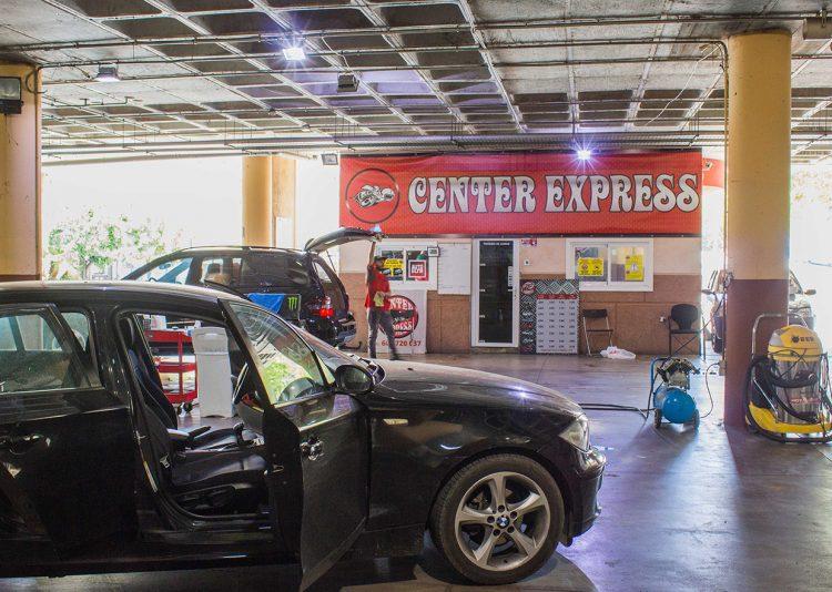 center-express